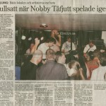 NWT 2003 Nobby
