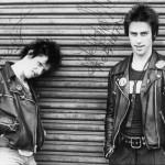 Peter & Hocky sommaren 1977