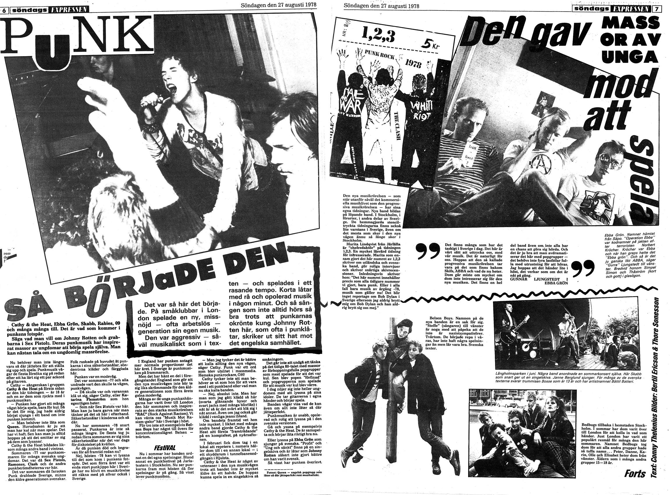 Nazismen och musiken rasistiskt skivbolag fall for ratten